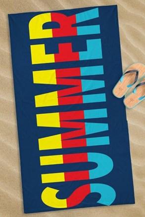 Plážová osuška Summer