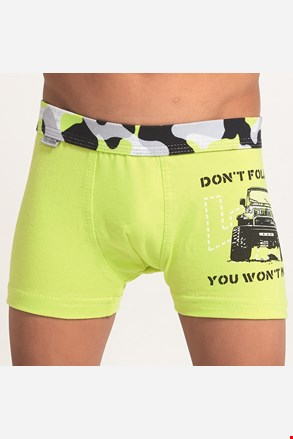 Chlapčenské boxerky Jeep
