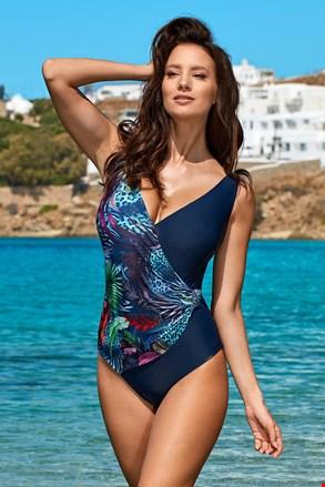Dámske jednodielne plavky Jessica blue