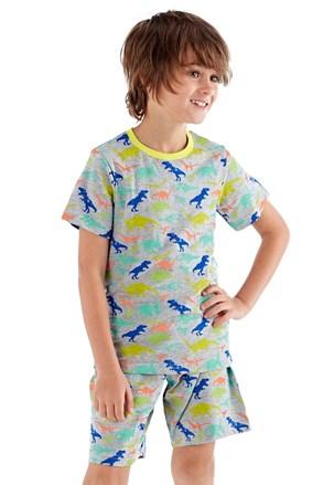 Chlapčenské pyžamo Roar krátke