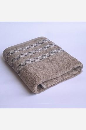 Bambusový uterák Kiara sivý