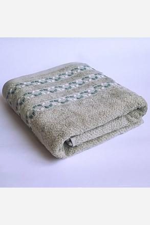 Bambusový uterák Kiara zelený
