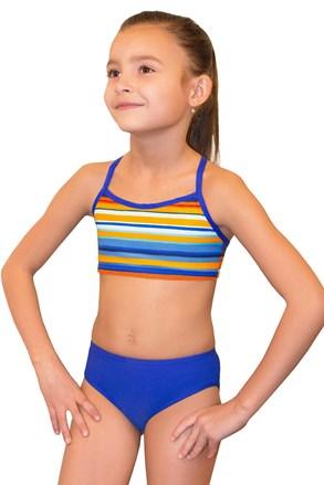 Dievčenské dvojdielne plavky Klara