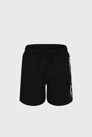 Čierne kúpacie šortky Reebok Yestin