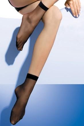 LAR finom zokni, 15 DEN, 2 pár 1 csomagban