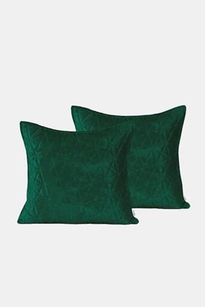 Súprava 2 ks obliečok na vankúšik Laila zelená