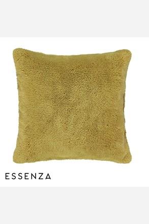 Dekoračný vankúšik Essenza Lammy žltý