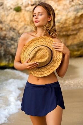 Plážová sukňa Leya blue