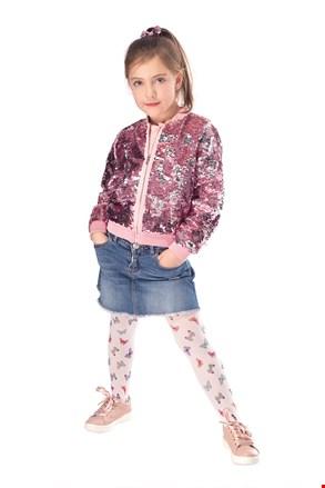 Dievčenské pančuchové nohavcie Looney
