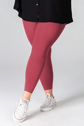 Plus Size Luiza szilon leggings, 120 DEN