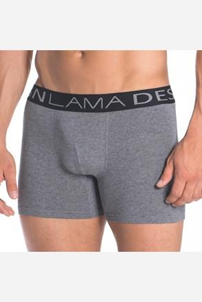 Pánske boxerky LAMA Design Grey