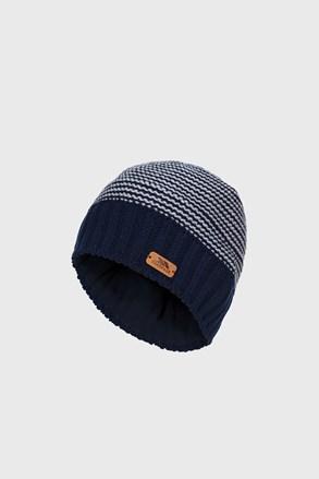 Detská čiapka Mumford modrá