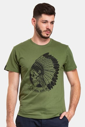 Férfi póló Meatfly Chief