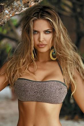 Mia gold bikinifelső