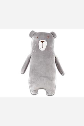 Detský vankúšik a hračka v 1 Medvedík