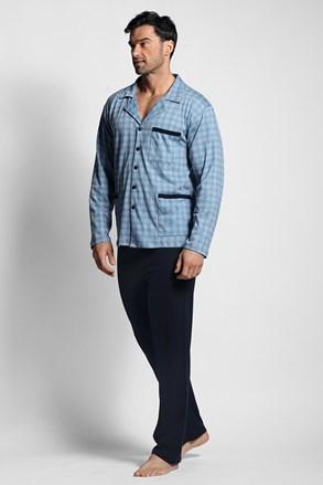 Kockované pyžamo Ales