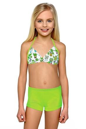 Dievčenské dvojdielne plavky Funny