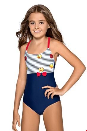 Dievčenské jednodielne plavky Susan