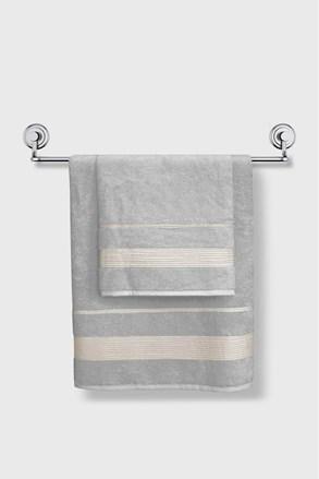 Bambusový uterák Moreno svetlosivý