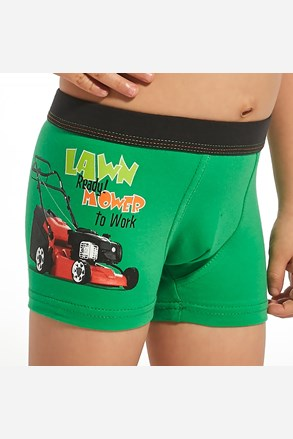Chlapčenské boxerky Lawn Mower