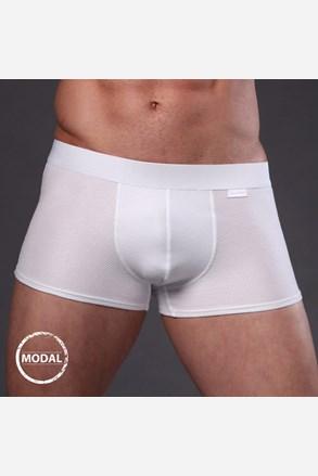 Pánske boxerky JOLIDON Jacquard Blanc