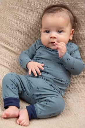 Chlapčenské dojčenské tepláky Babies day