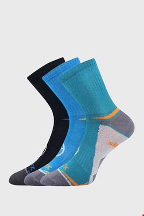 3 PACK chlapčenských ponožiek VOXX Opti