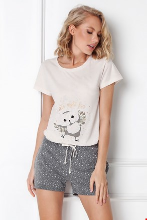 Owella női pizsama, rövid