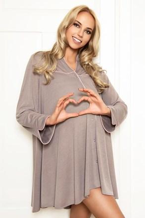 Tehotenská a dojčiaca košieľka Anna
