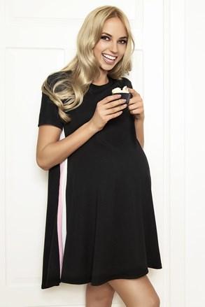 Tehotenská nočná košeľa Beata