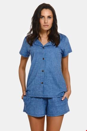 Jens kismama szoptatós pizsama