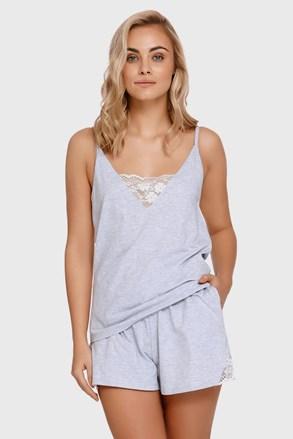 Dámske bavlnené pyžamo Sarai