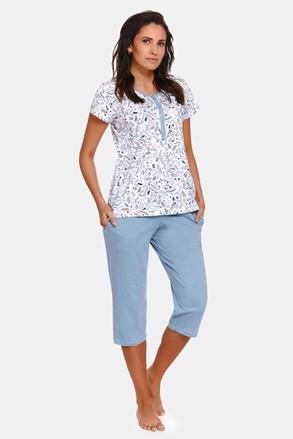 Materské dojčiace pyžamo Flower