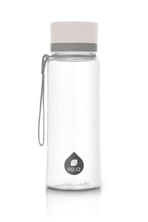 Plastová fľaša EQUA Plain White 600ml