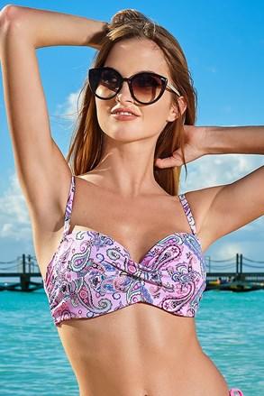 Pacific Paisley női bikinifelső