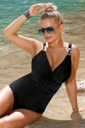Dámske jednodielne plavky Paula Black