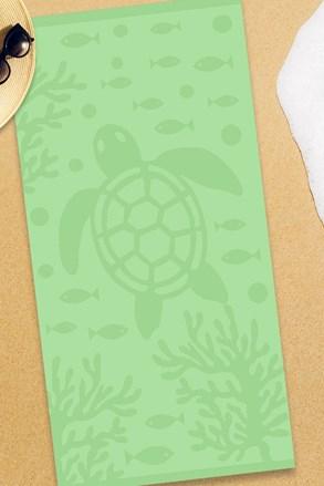 Plážová osuška Green Tourtle