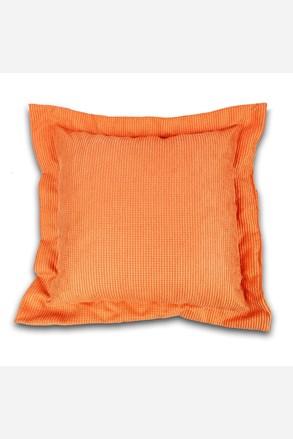 Dekoračný vankúšik oranžový