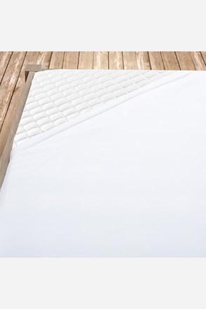 Flanelové prestieradlo biele
