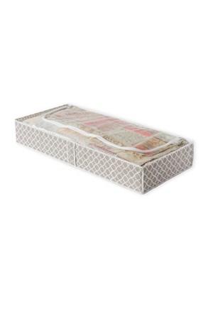 Textilný úložný box na prikrývky Madison