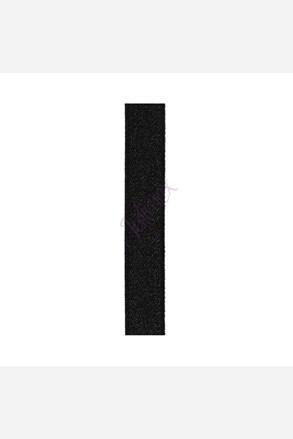 Textil vállpántok 14 mm fekete