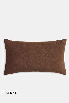 Dekoračný vankúšik Essenza Home Roeby hnedý
