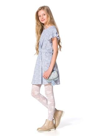 Dievčenské pančuchové nohavice Rose