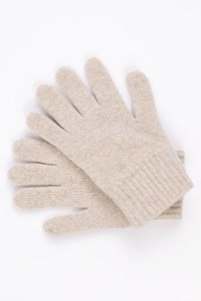 Dámske vlnené rukavice Reka