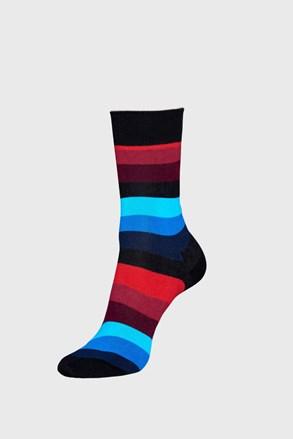 Ponožky Happy Socks Stripe čierne