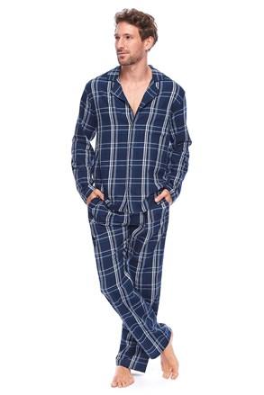 Pánske kabátikové pyžamo Alan