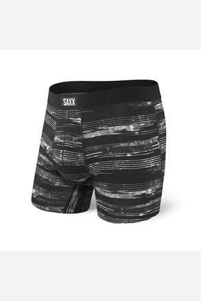 Pánske boxerky SAXX Ken čierno-biele