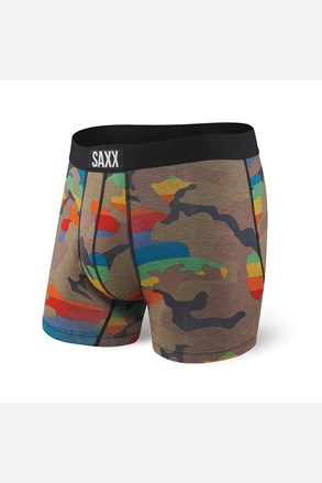 Pánske boxerky SAXX Army Rainbow