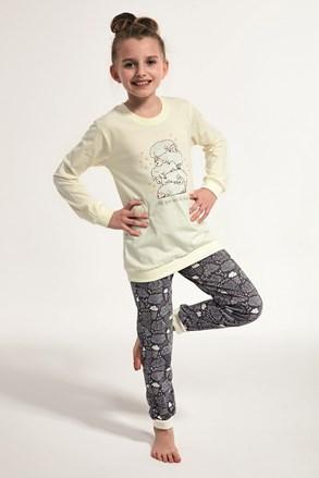 Dievčenské pyžamo Sheep