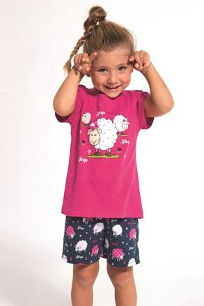 Dievčenské pyžamo Sleep